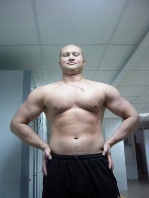 Юрий Спасокукоцкий - 112 килограмм