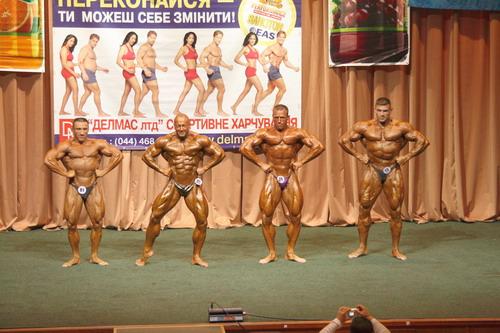 Фотографии с Чемпионата Киева - 2007 по бодибилдингу, фитнесу, бодифитнесу и классическому бодибилдингу