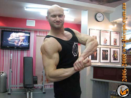 Киевский фитнес-клуб, украинского персонального тренера по бодибилдингу Юрия Спасокукоцкого.