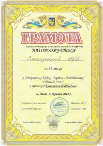 Достижения Юрия Спасокукоцкого