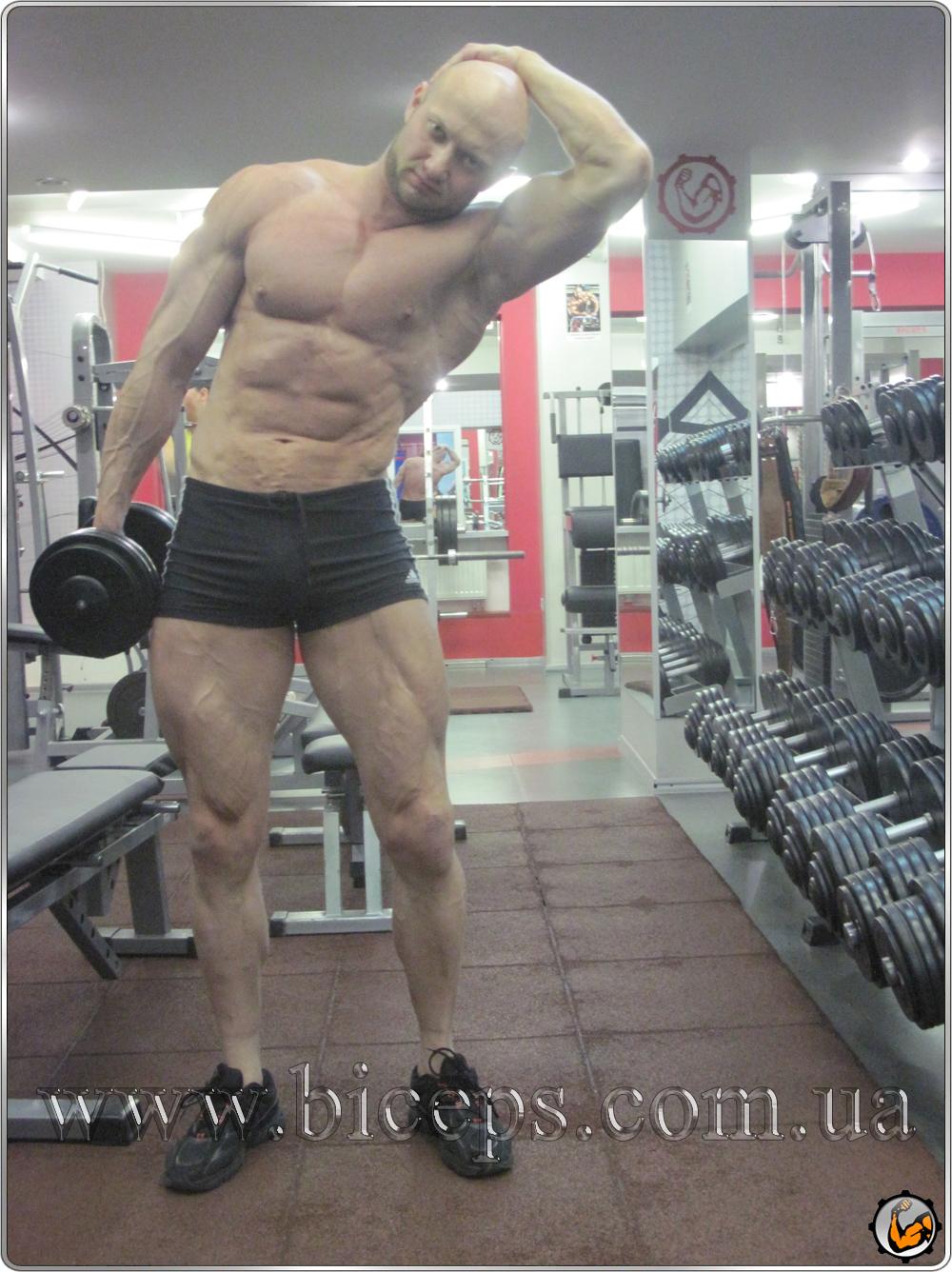 Как накачать боковые мышцы пресса 61
