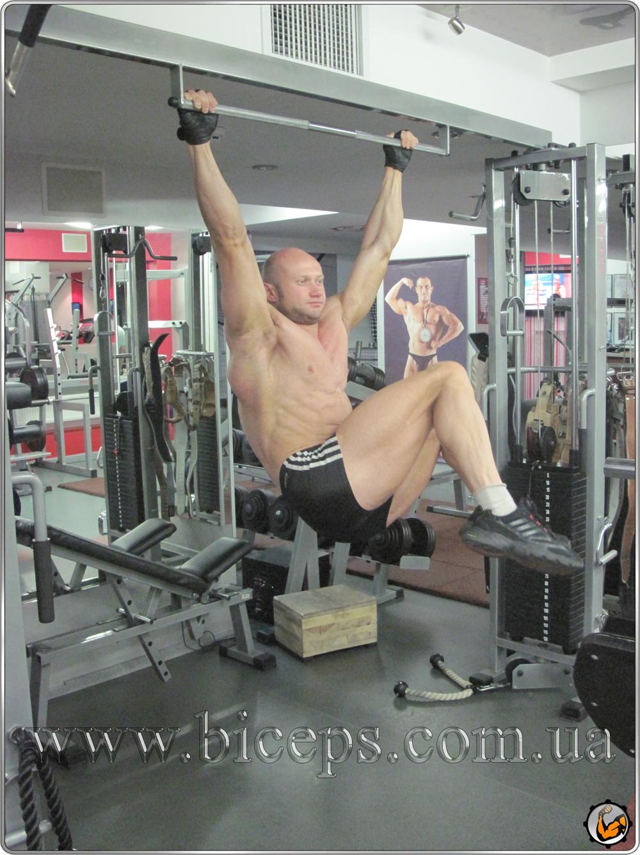 Как накачать боковые мышцы пресса 11