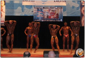 Чемпионат Киева 2008 год - 2 место