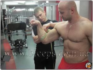 Как делать замеры мышц
