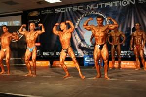 Чтобы победить при 5 судьях из Италии и с 5 спортсменами из Италии в категории, Борису нужно было показать форму на 2 головы выше чем у всех!