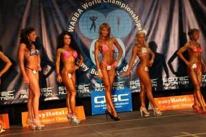 Девушки которые более откровенно крутили ягодичными мышцами на сцене и кривлялись, по сути и получили призовые места :( ?