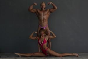 Юрий Спасокукоцкий и Анастасия Литвиненко в студии