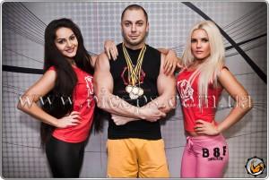 Чемпионат Украины по натуральному пауэрлифтингу. Март 2012.