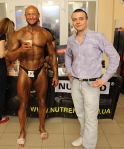 23 и 24 мая 2012 года в Белоруссии в г.Бобруйск Чемпионат Европы по фитнессу и культуризму.