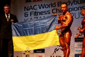 Ярослав Касандрович - гордость Украинской Федерации под руководством Валерия Луцака, Чемпион NAC и WBPF