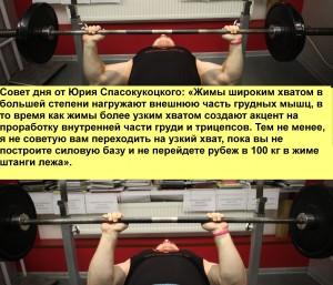 Совет дня от Вашего тренера — 16.08.2012