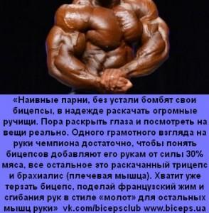 Совет дня от Вашего тренера — 03.10.2012