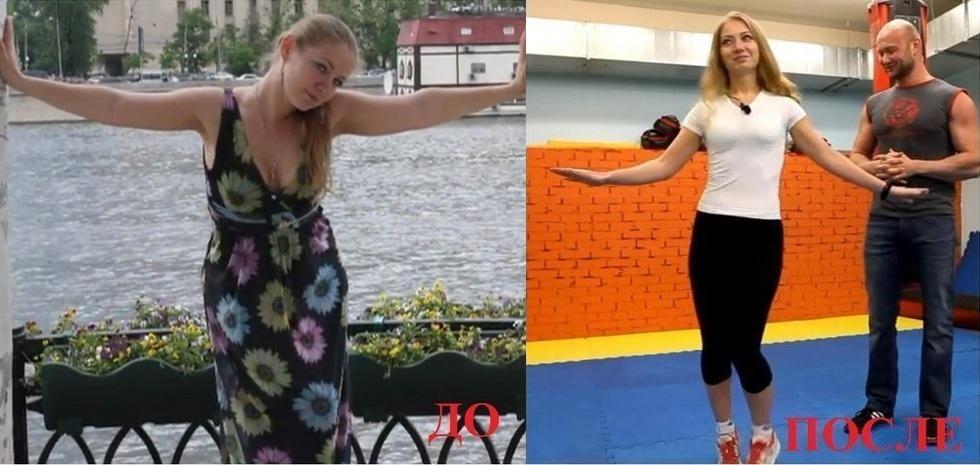 как быстро можно похудеть на сушке
