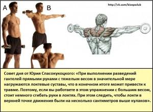 Совет дня от Вашего тренера - 07.12.2012