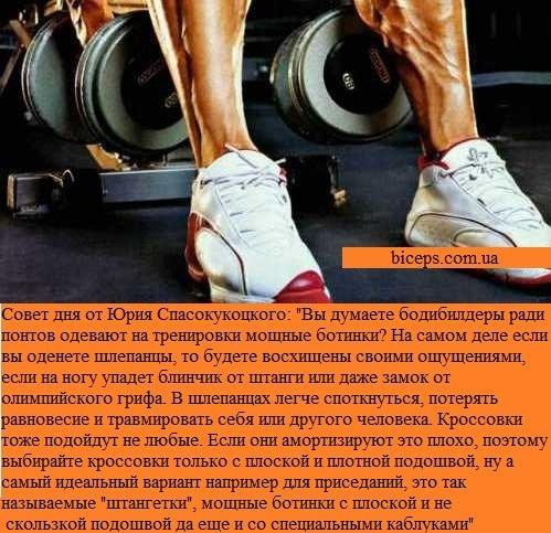совет дня от Юрия Спасокукоцкого