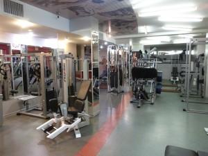 Фото из фитнес-центра Бицепс