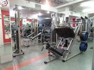 Фитнес-центр Бицепс - тренажеры