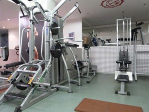 Профессиональные фитнес-тренажеры