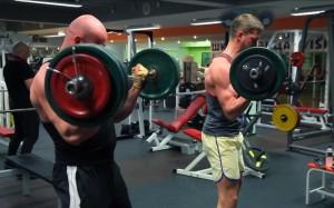 Программа тренировок накачки мышц рук