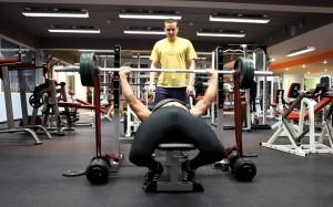 Упражнения для Bench press