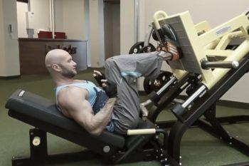 программа тренировок и питание для похудения мужчине